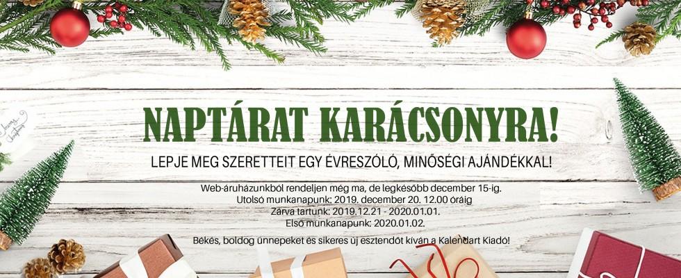 Karácsony banner